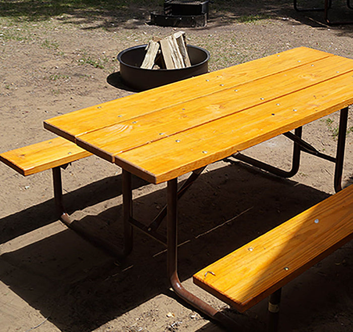 Classic Picnic Table (8 Feet)