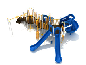Broken Arrow Spark Playground - 3.5 Inch Posts