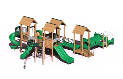 Sherpa Play System  | WillyGoat Playground & Park Equipment