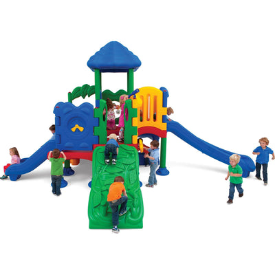 Discovery Range Playground With Roof