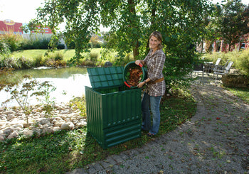 Eco King 600 Compost Bin | WillyGoat Playground & Park Equipment
