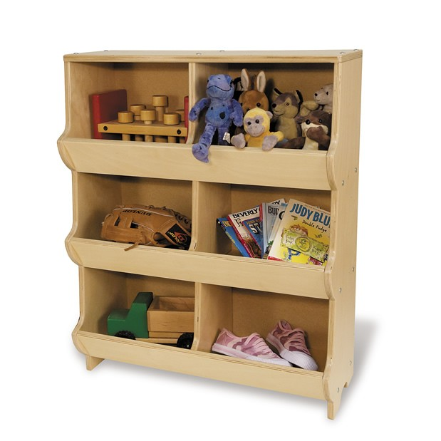 Catch All Storage Rack