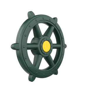 Large Ship's Wheel Swing Set Accessory