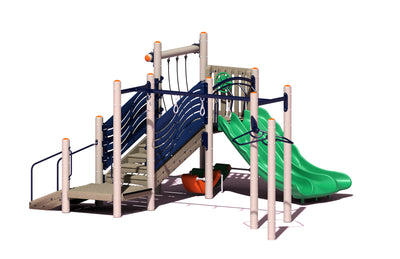 Canyon Play System | WillyGoat Playground & Park Equipment
