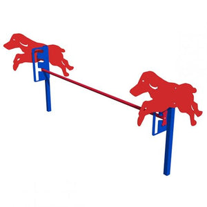 Rover Jump Over Dog Exercise Equipment | WillyGoat Playground & Park Equipment