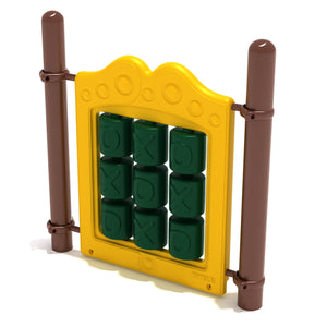 Tic Tac Toe Panel Stand Alone Play Event