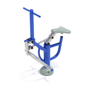 Single Station Fit Rider | WillyGoat Playground Fitness Equipment