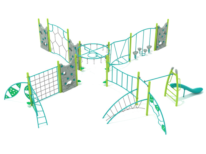 Columbia Hills Fitness Course Playground