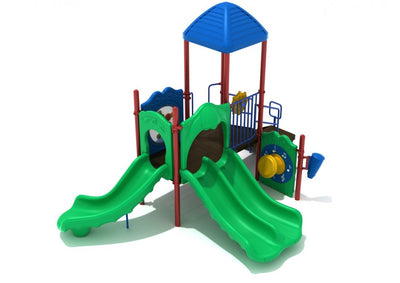 Lincoln Playground | WillyGoat Playground & Park Equipment