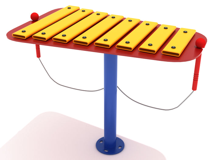 Glockenspiel Musical Play Event