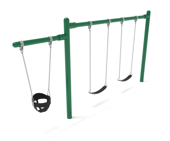 Cantilever Swing Set