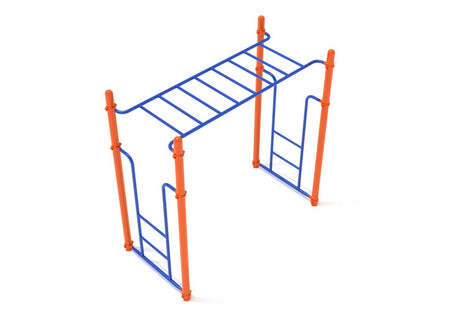 Straight Rung Horizontal Ladder