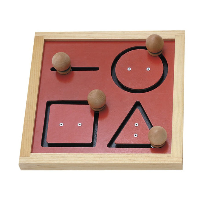 Geometric Tracking Board