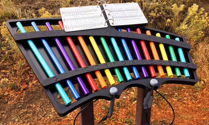 Serenade Outdoor Musical Park Instrument - Freenotes Harmony Park