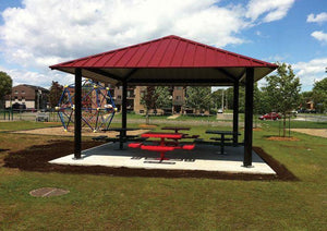 Elite Custom Park Shelter