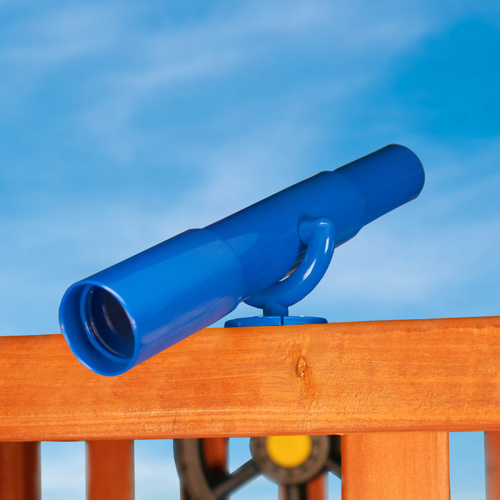 Telescope For Wood Swing Sets (Blue)