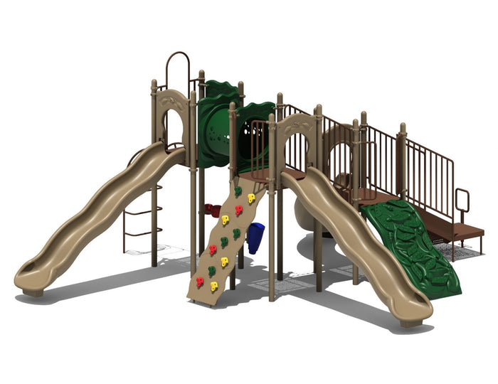 Boulder Point Play System Playground