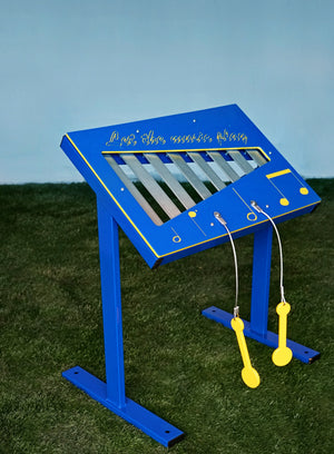 Xylophone Musical Freestanding Play Event