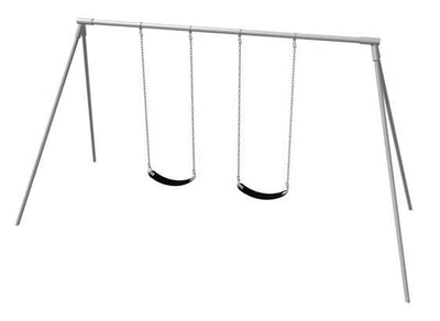 Primary Swing With Bipod Legs - 4 Swings 10 Feet High