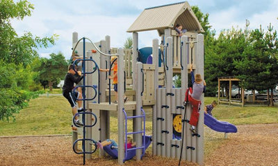 Mountaineer Play System  | WillyGoat Playground & Park Equipment