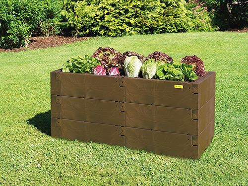 Poly Timber Raised Bed