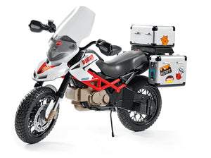 Ducati Hypercross Electric Riding Vehicle | WillyGoat Playground & Park Equipment