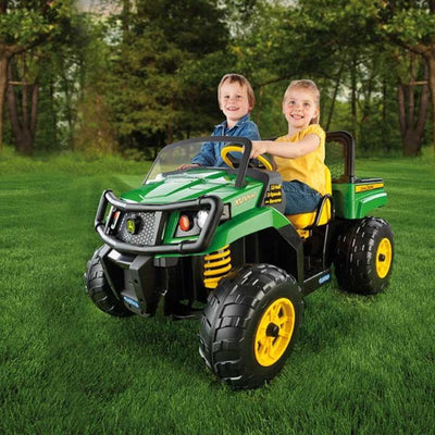 John Deere Gator XUV (12 volt) | WillyGoat Playground & Park Equipment