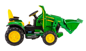 John Deere Ground Loader | WillyGoat Playground & Park Equipment
