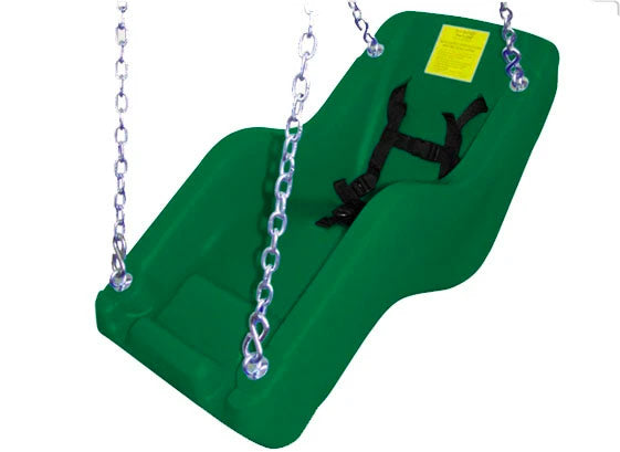 swing set parts and accessories for a playground