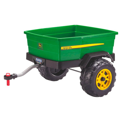 John Deere Adventure Trailer