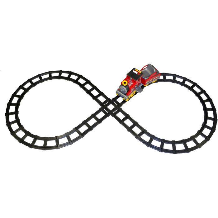 Figure 8 Conversion Model Train Track - Charcoal