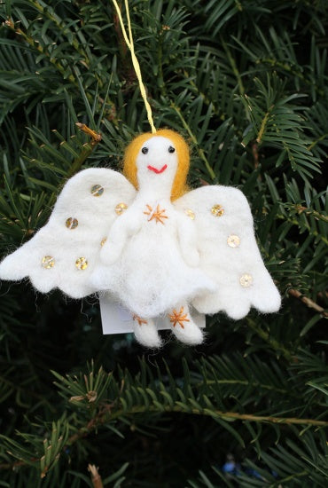 Magical Creatures & Surprises for the Christmas Tree