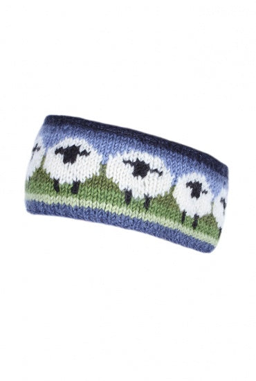 Flock of Sheep Headband