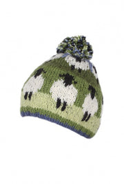 Flock of Sheep Bobble Beanie