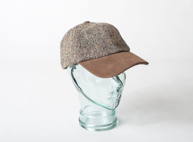 Tweed Baseball Caps