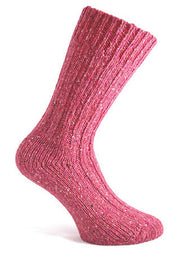 Pack of 3 Ladies Donegal Mountain Walking Sock