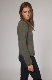 The Merino Roll Neck Sweater
