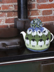 Flock of Sheep Tea Cosy