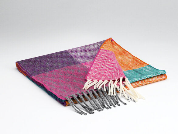 Supersoft Lambswool Scarves (with Free Presentation Box)