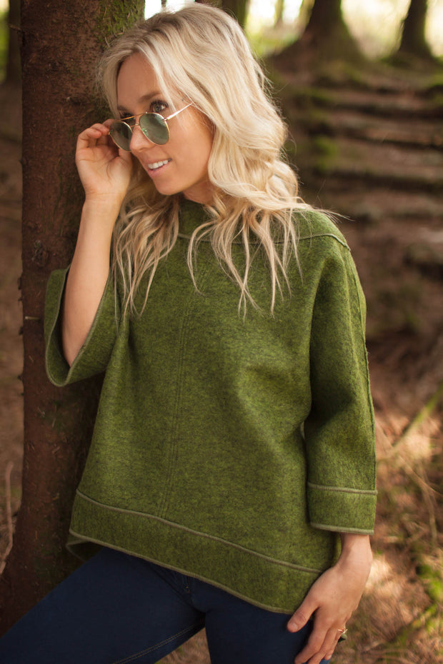 The Willow Poncho