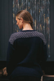 Tory Island Wave Sweater