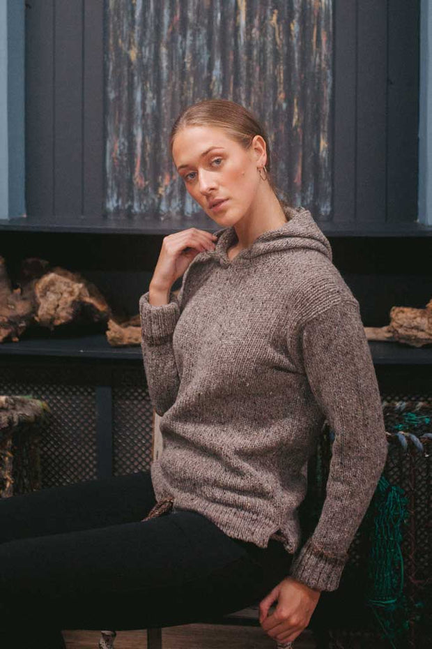 Chic Kilcarra Tweed Yarn Everybody Hoody