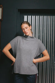 Glen Head Cashmere & Merino Sleeveless  Pullover