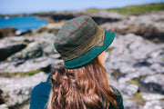Ladies Tweed hat