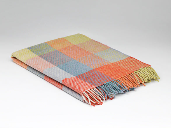 Supersoft Lambswool Throws