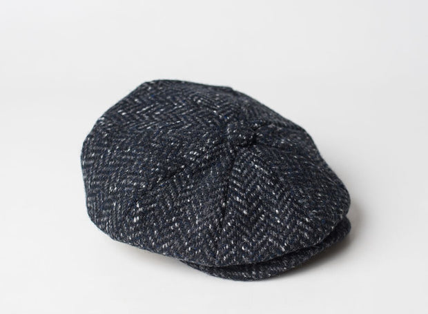 Scholar 8 Piece Tweed Cap