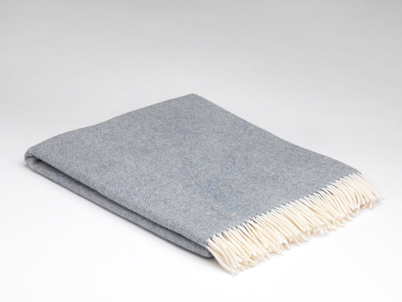 Luxurious Lambswool Throw
