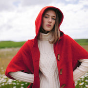 Crooked Woods Hooded Cape