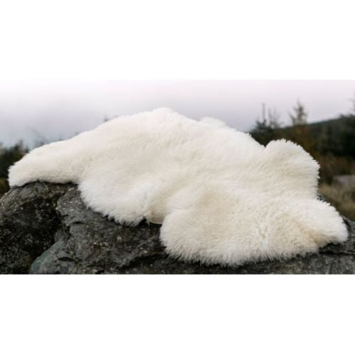 Genuine Irish Sheepskin Rug