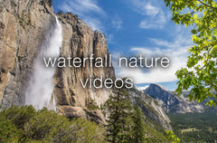 Waterfall Relaxation Videos - Collection